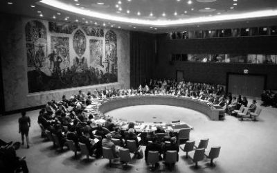 Совбез ООН поддержал Украинское государство поситуации вКрыму
