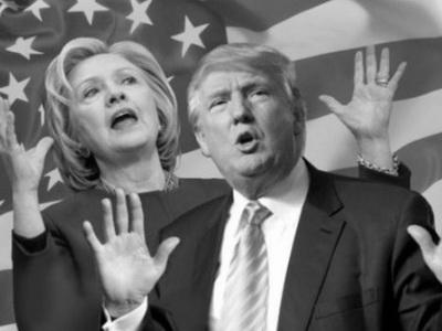 Клинтон внушительно опережает Трампа попопулярности среди американской молодежи