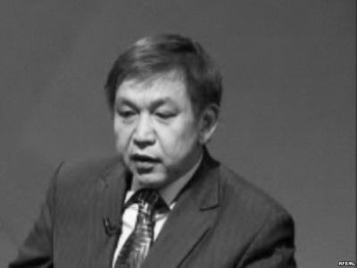 Скончался бывший чиновник Эркин Алымбеков
