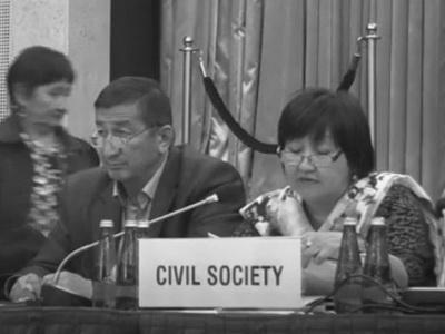 Киргизия требует запретить участие осужденного Батырова вмероприятиях ОБСЕ