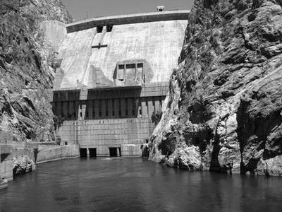 НаТоктогульской ГЭС вышел изстроя гидроагрегат. Чинят жители России