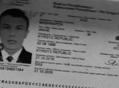 Житель Кыргызстана требует отСМИ опровергнуть его причастность ктеракту вСтамбуле