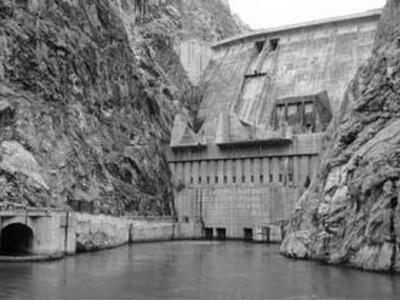 Гидроагрегат наТоктогульской ГЭС восстановили