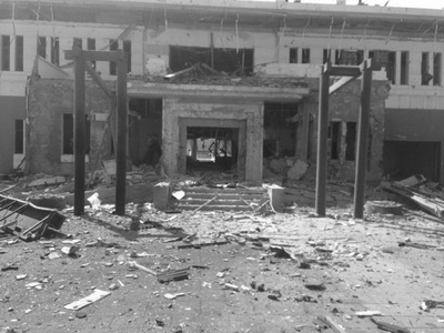 Организаторы взрыва впосольстве Китая могут быть вСтамбуле— МИД Киргизии