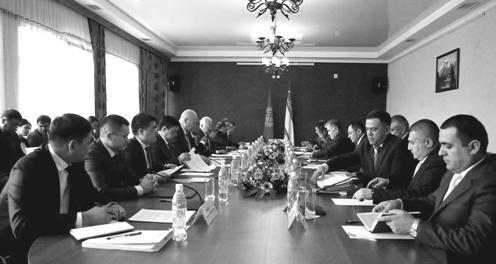 Вице-премьеры Узбекистана иКыргызстана обсуждают пограничные вопросы