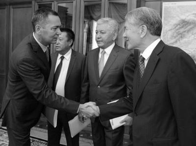 Партия «Республика— Ата-Журт» иБабанов небудут отзывать спикераЖК