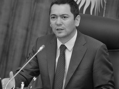 Омурбек Бабанов выдвинут кандидатом впрезиденты Киргизии