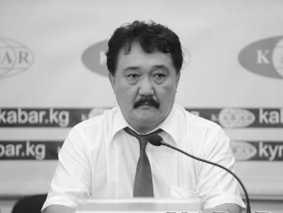 Шыкмаматов считает недостоверной информацию овстрече Текебаева иБакиева наКипре