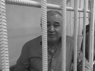 Суд приговорил Омурбека Текебаева к8 годам лишения свободы