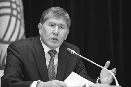 Сооронбай Жээнбеков прибудет свизитом вРФ