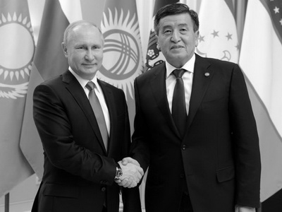 Киргизия после победы В.Путина продолжит углублять сотрудничество сРФ